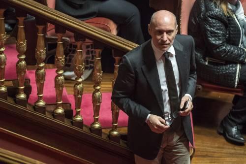 """L'ex grillino De Falco corteggia Renzi: """"Io in Italia Viva? In futuro..."""""""