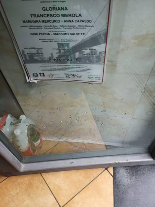 Napoli, colpi d'arma da fuoco contro market a Forcella 3