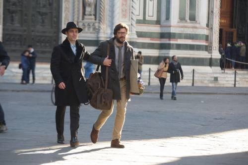 La Casa di Carta a Firenze: riprese in Italia per la serie di ...