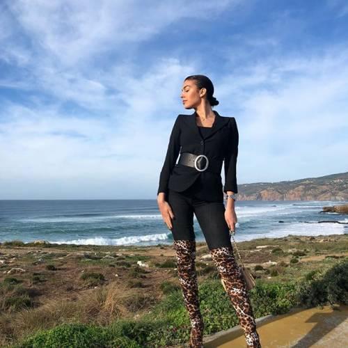 Georgina Rodriguez sempre più seguita su Instagram: gli scatti di lady Ronaldo 6