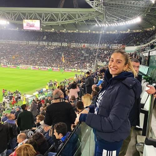 Valentina Allegri sugli scudi: ecco alcuni scatti della figlia del tecnico della Juventus 5