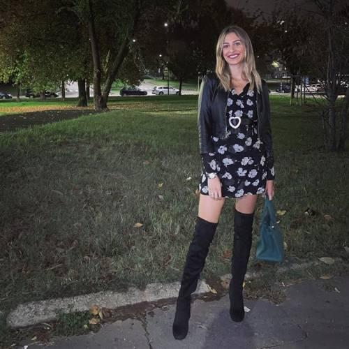 Valentina Allegri sugli scudi: ecco alcuni scatti della figlia del tecnico della Juventus 7