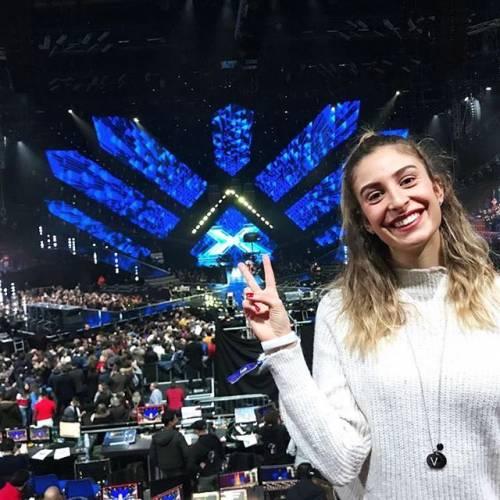 Valentina Allegri sugli scudi: ecco alcuni scatti della figlia del tecnico della Juventus 12