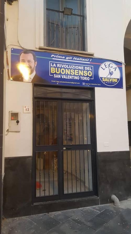 Bomba contro sede della Lega: i pm indagano due marocchini