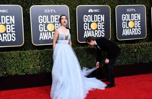 Golden Globe 2019, i look più sexy 8