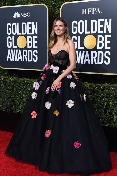 Golden Globe 2019, i look più sexy 11