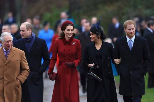 Meghan Markle e Kate Middleton sorridenti insieme: foto 5