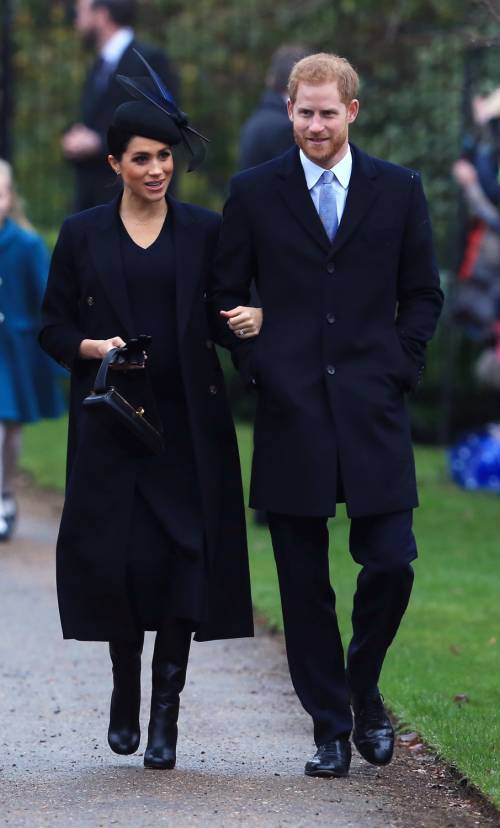 Meghan Markle e Kate Middleton sorridenti insieme: foto 8