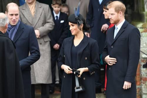 Meghan Markle e Kate Middleton sorridenti insieme: foto 7