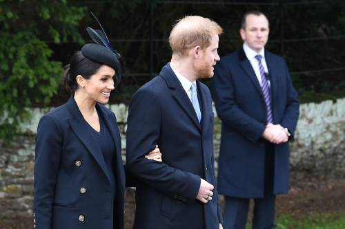 Meghan Markle e Kate Middleton sorridenti insieme: foto 10