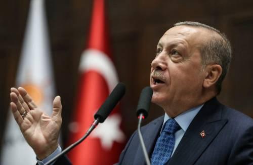 """La grande bugia di Erdogan: """"Con i curdi siriani nessun problema"""""""