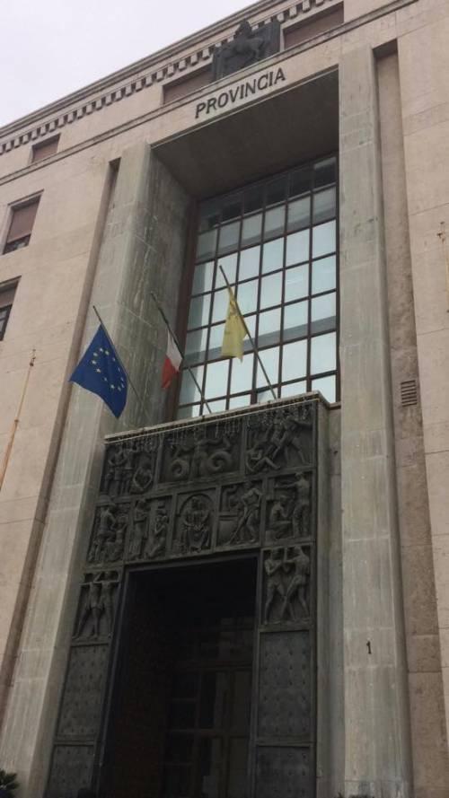 Aule gelide a Napoli: la protesta degli studenti 2