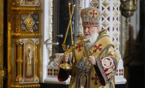 """Patriarca di Mosca contro gli smartphone: """"Strumenti del diavolo"""""""
