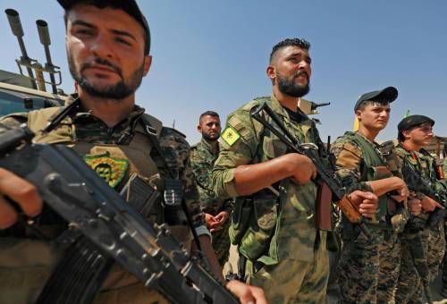 """Siria, ultime parole dell'italiano: """"Cercherò di morire in guerra"""""""