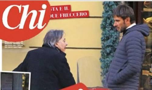 """Freccero e Di Battista un pranzo senza """"bocconi amari"""""""