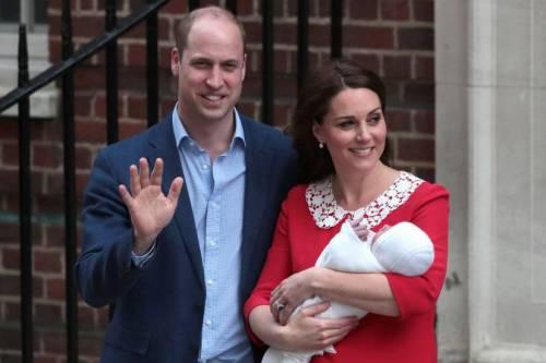 Kate Middleton e la Regina Elisabetta II, foto 2
