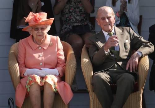 Kate Middleton e la Regina Elisabetta II, foto 3