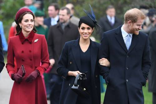 Meghan Markle, i look della duchessa: foto 1