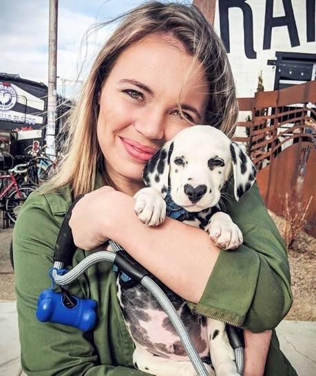 Il cucciolo di Dalmata che intenerisce il web 4