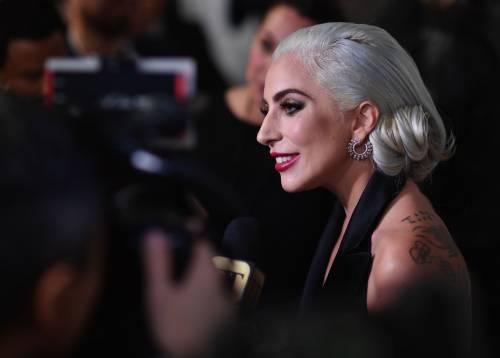 Lady Gaga sexy e chic sul red carpet: foto 10