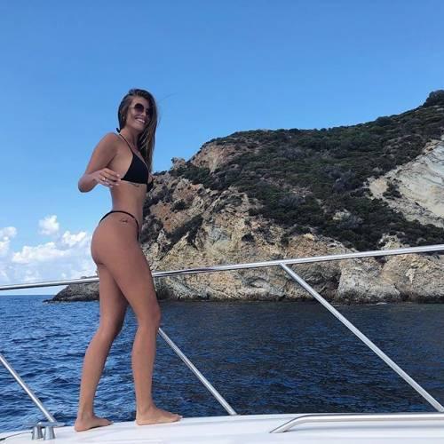 Desire Cordero sensuale su Instagram: gli scatti di lady Correa 4