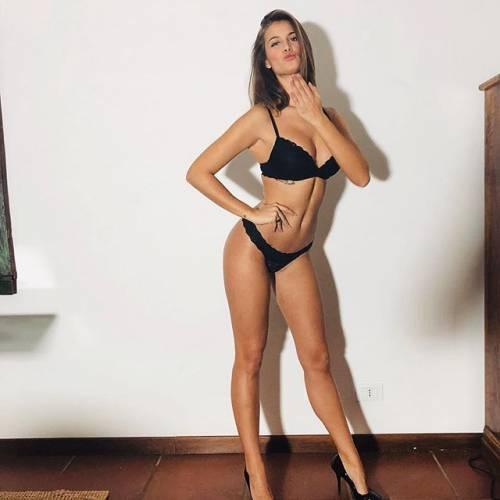 Desire Cordero sensuale su Instagram: gli scatti di lady Correa 5