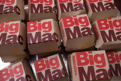 Donald Trump e la cena fast food 8