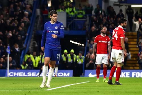 Il Chelsea si libera di Morata: l'ex Juventus farà posto ad Higuain?
