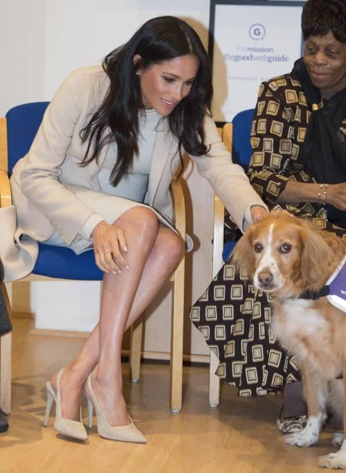 Meghan Markle e Kate Middleton, le cognate in foto 5