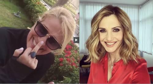 "Heather Parisi attacca la Cuccarini: ""Ballerina Maître à penser, ma sempre meno 'penser'"""