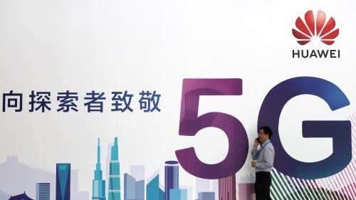 È cinese la prima telefonata al mondo sulla rete 5G