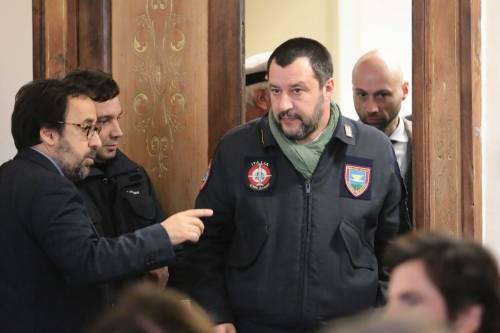 Salvini insiste: colpa delle Ong. E Di Maio attacca la Francia