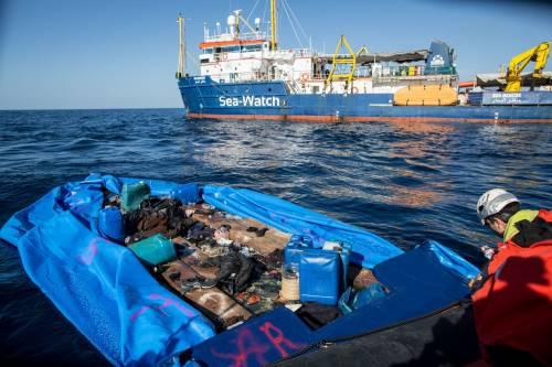Le carte segrete del governo: Sea Watch commette reati