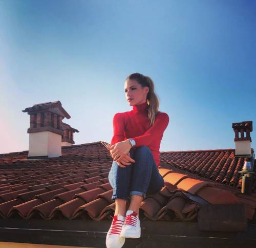 Michelle Hunziker affascinante su Instagram 8
