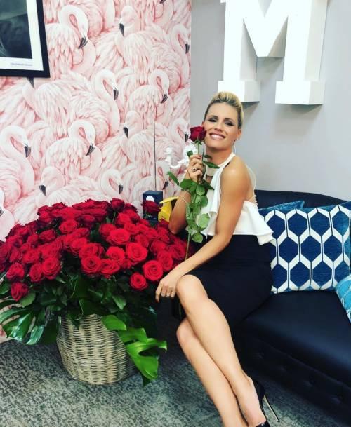Michelle Hunziker affascinante su Instagram 13