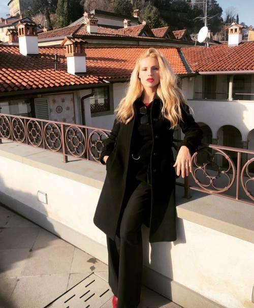 Michelle Hunziker affascinante su Instagram 4