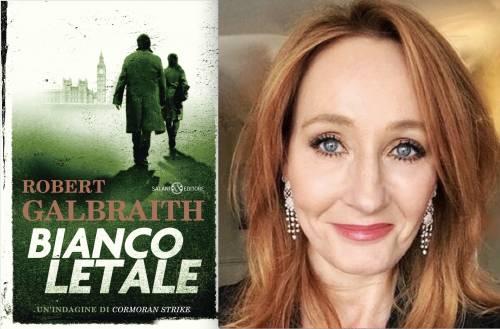 Arriva il nuovo libro di J.K. Rowling