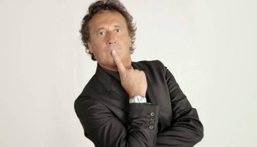"""Enzo Iacchetti si racconta: """"Con Maddalena Corvaglia un amore folle"""""""