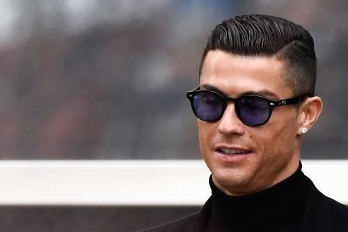 Cristiano Ronaldo e Georgina Rodriguez a Madrid: ecco gli scatti della coppia 3
