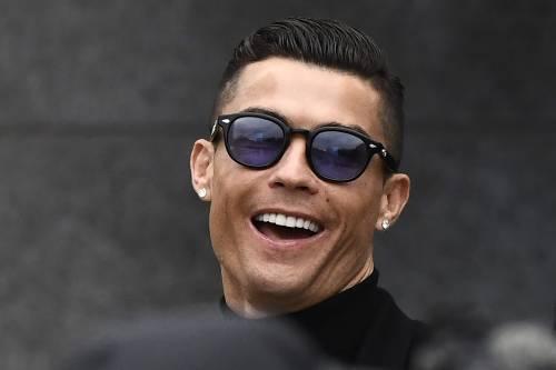 Cristiano Ronaldo e Georgina Rodriguez a Madrid: ecco gli scatti della coppia 8