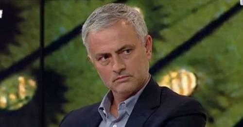 Mourinho rivela: ''Quella volta in cui mi nascosi nella cesta dei panni sporchi...''