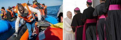 Il dl Salvini chiude i rubinetti per i migranti. E ora la Chiesa apre il portafogli