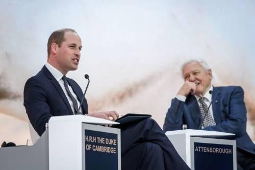 Il Principe William al World Economic Forum 11