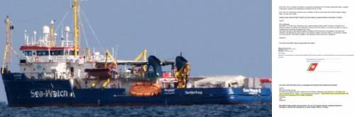 Sea Watch sbarca oggi dopo 12 giorni. Migranti sistemati a Catania e Messina