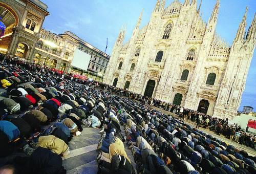 Mille moschee in Italia pagate da Stati stranieri