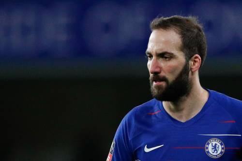Higuain sta deludendo al Chelsea: a fine anno tornerà alla Juventus