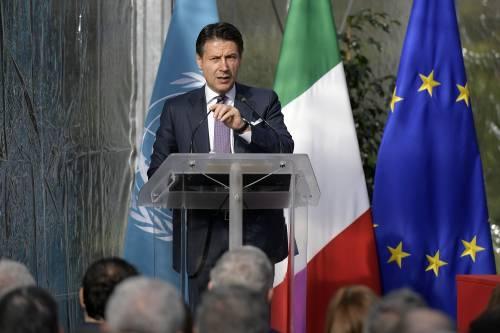 La sfida Italia-Francia si sposta a Cipro. Conte e Macron sono a Nicosia