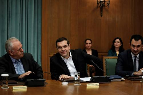 Grecia, Syriza sconfitta e Tsipras annuncia voto anticipato