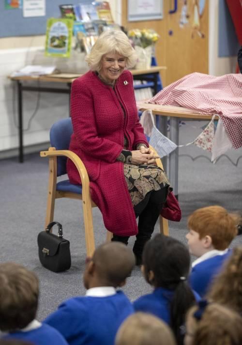 Camilla Parker Bowles, le foto della duchessa di Cornovaglia 2