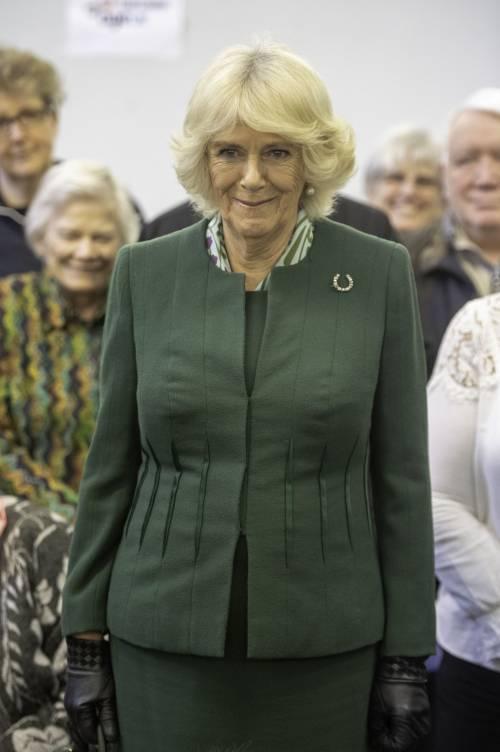 Camilla Parker Bowles, le foto della duchessa di Cornovaglia 1